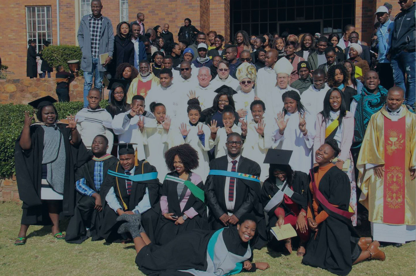 The-South-African-Catholic-Bishop's-Conference-Acts-Graduation