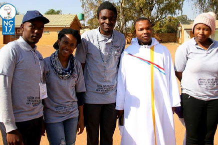 Former-National-Secretary-for-Media-and-Publicity-officers-with-the-National-Chaplain-Fr-Mthembeni-Dlamini-CMM